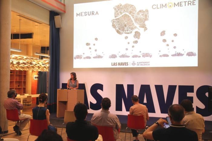 Las Naves acull la presentació de climòmetre, l'observatori ciutadà d'emissions de co₂ a València