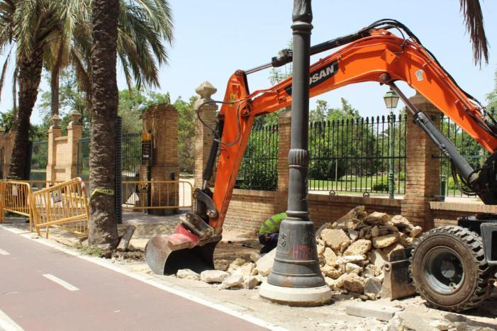 Comencen les obres del projecte de restauració dels paviments de diversos trams de carrers de València