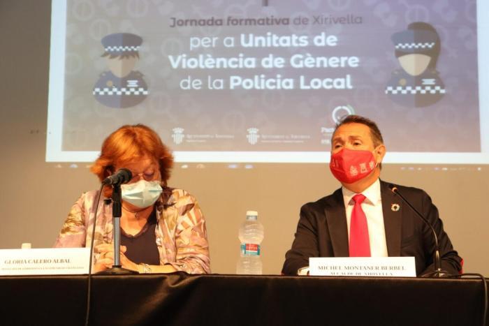 Xirivella forma a la Policia Local en violència de gènere