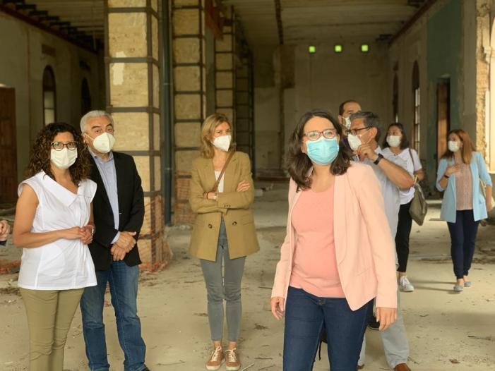 El centre de dia de Vila Amparo a Paiporta donarà servei de proximitat i recuperarà patrimoni