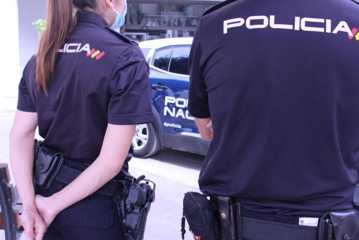 La Policia Nacional deté a una dona després d'agredir a la seua mare de 91 anys