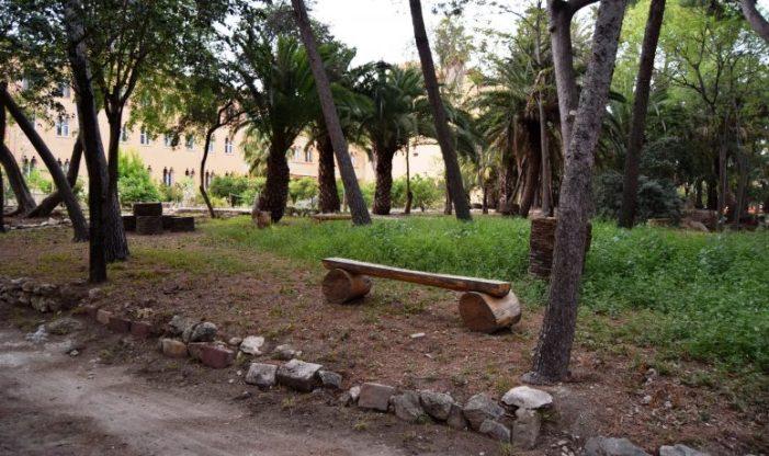 El jardí de la Devesa del Castell de Burjassot torna a obrir al públic