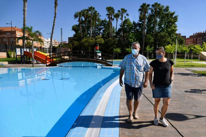 La piscina d'estiu de Paiporta obrirà el 17 de juny
