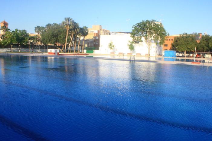 Les piscines d'estiu de Burjassot obriran el 15 de juny i oferiran cursos de natació al juliol