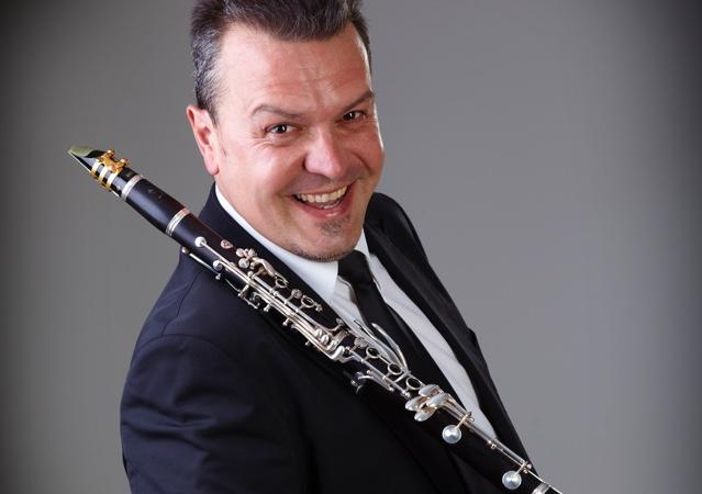 Classe Magistral de clarinet a càrrec de Juan Ferrer a Monserrat