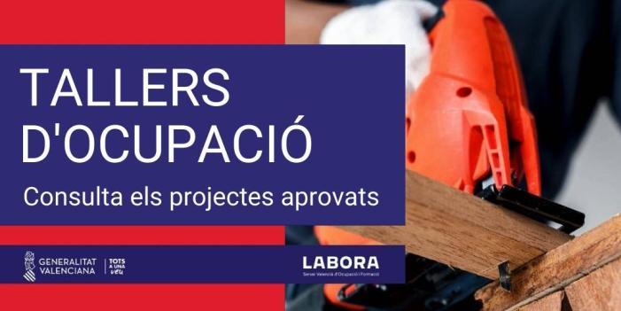 Labora convoca els tallers T'Avalem que permetran a 650 joves treballar i formar-se durant un any