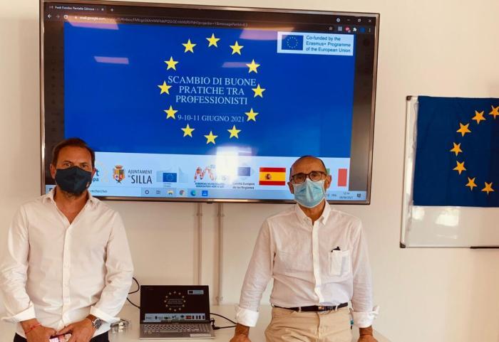 La comarca de l'Horta Sud formarà a altres localitats europees en inserció social i professional de joves