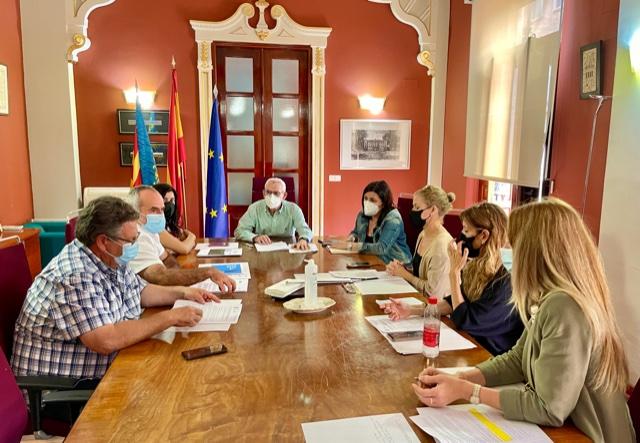 L'Ajuntament d'Alboraia es reuneix amb la Unió de Llauradors i Ramaders per a traçar una línia d'acció comuna en benefici de l'agricultura local