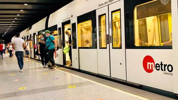 La Generalitat facilita amb *Metrovalencia i TRAM d'Alacant la mobilitat dels estudiants per a acudir a les Proves d'Accés a la Universitat