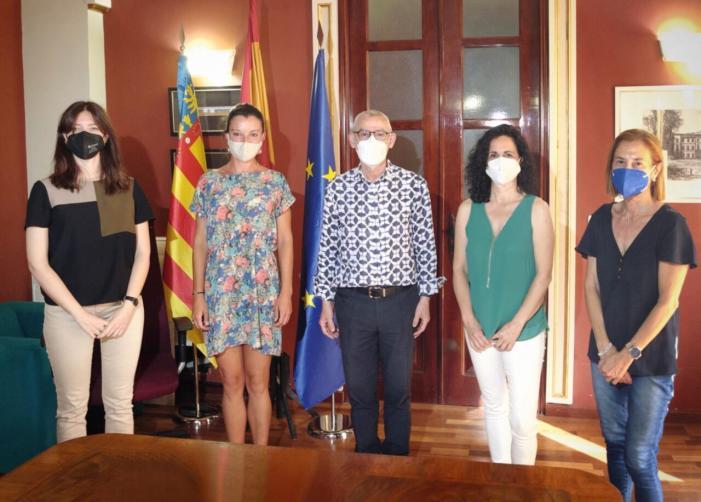 L'Ajuntament d'Alboraia incorpora a quatre persones contractades per l'EMCORP 2021