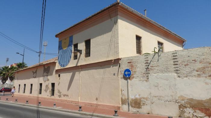 L'Ajuntament de València reprén les obres de l'antiga Casa dels Bous del Cabanyal, futur espai cultural del Museu de Mar