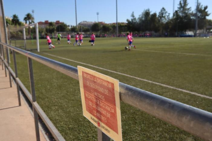 Un total de 234 xiquetes, xiquets i joves participen en els diferents campus esportius d'Alacuàs