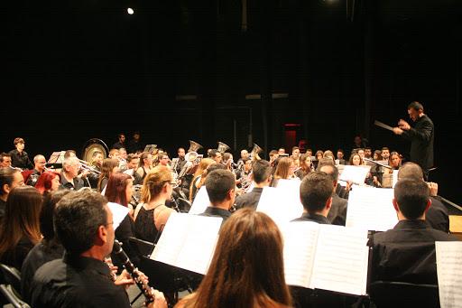 """L'Agrupació Musical Los Silos ofereix un concert """"Excel·lent"""""""