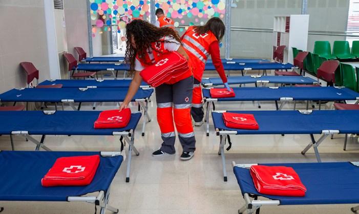 L'Ajuntament de València habilita un alberg per atendre  persones sense sostre durant l'onada de calor