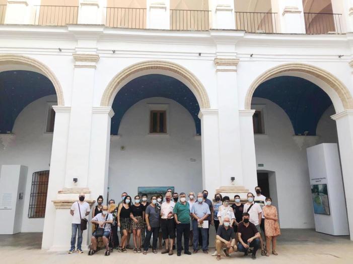 Les XIII Jornades d'Art i Història de la ciutat de Xàtiva es clausuren en el Museu de la Festa d'Algemesí