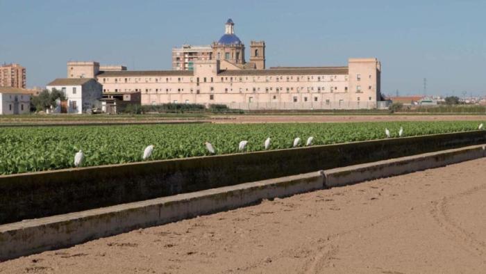 Comencen les obres dels itineraris paisatgístics a l'entorn de Sant Miquel dels Reis