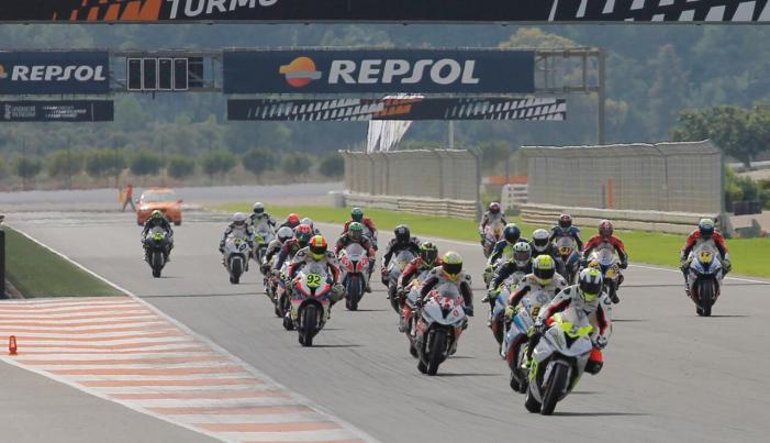 El Circuit Ricardo Tormo celebra el Campionat Interautonòmic de Velocitat