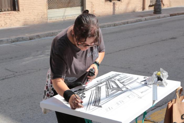 L'art inundarà Godella el dissabte amb motiu de la celebració del concurs anual de pintura ràpida