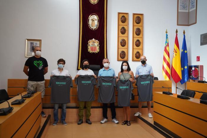 El Club Tortuga i l'Ajuntament d'Algemesí reprenen la popular Volta a peu Sant Onofre