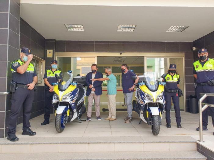 Sueca amplia els recursos per a la implantació de la seua nova policia de proximitat