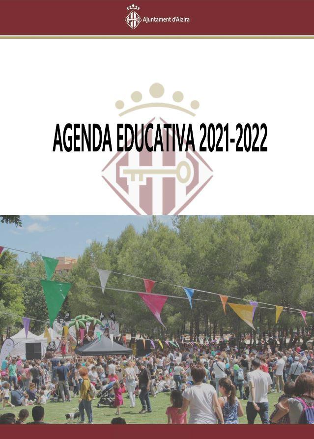 Alzira presenta la nova Agenda Educativa per al curs 21/22