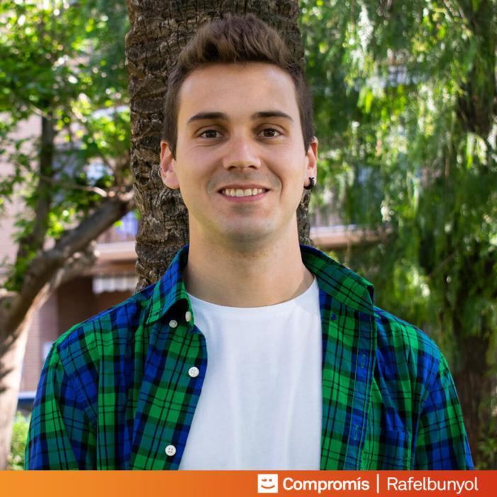 Alfons Lucas entra com a nou regidor de Compromís a Rafelbunyol