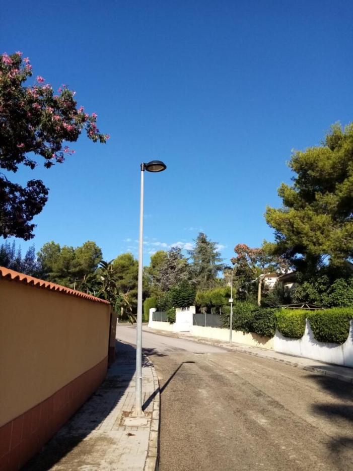 L'Ajuntament de Benifaió executa l'última fase de la renovació i adequació de l'enllumenat públic