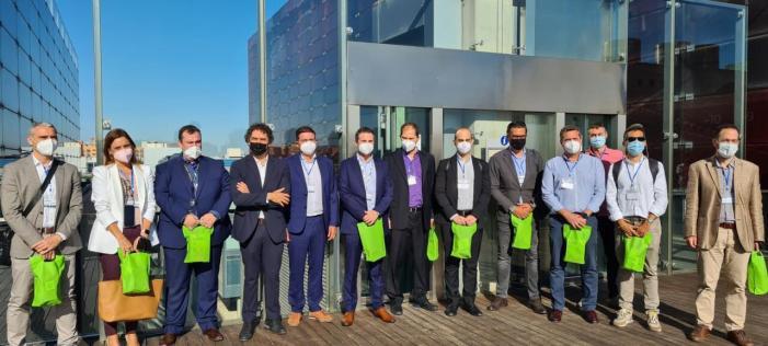 Francesc Colomer inaugura la jornada 'Experience Lab Day: Tecnologia immersiva per a les destinacions turístiques' a la Universitat Politècnica de València