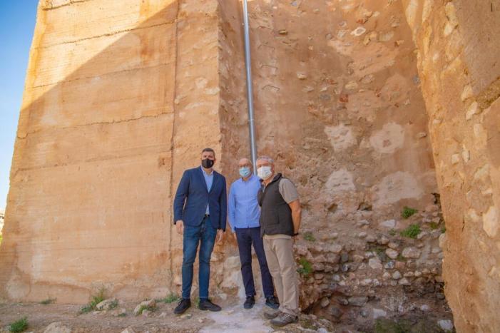 Cullera conclou la rehabilitació de la Torre Octogonal