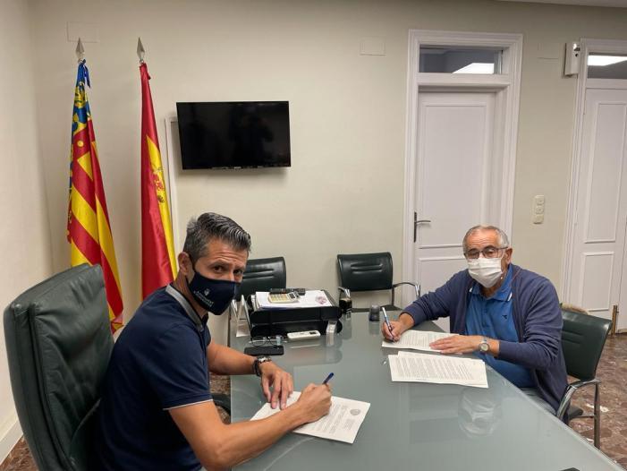 L'Associació de Jubilats i Pensionistes d'Almussafes rep una subvenció municipal de 35.000 euros per a despeses corrents
