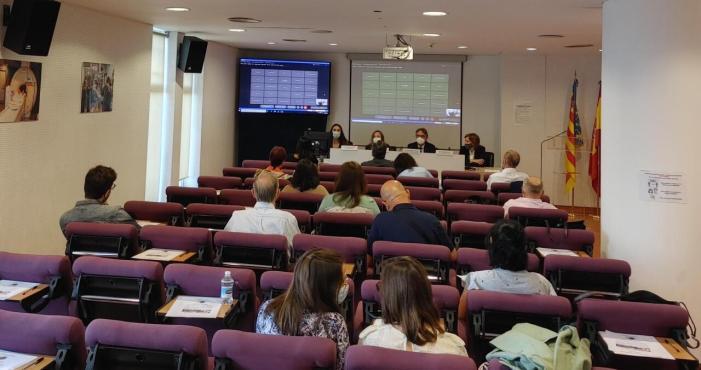 L'Hospital d'Alzira acull la reunió extraordinària de la Societat Valenciana de Neuropediatria