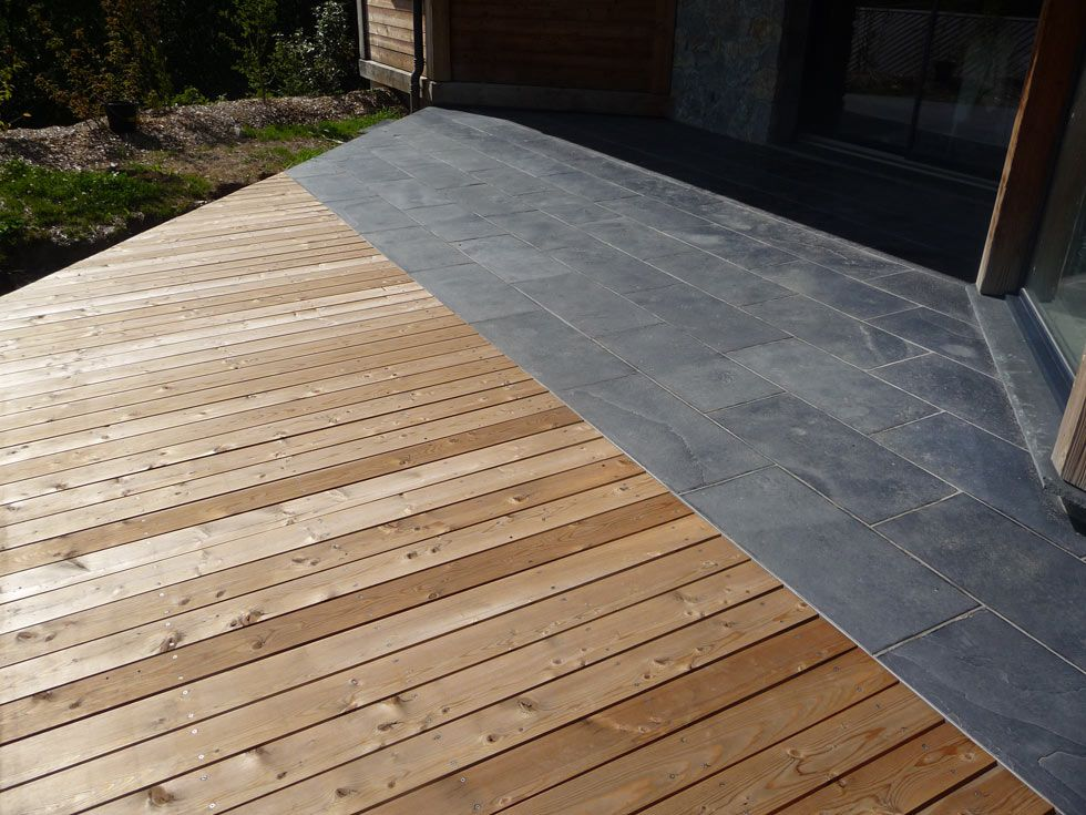 Site References Realisations Menu Terrasses Terrasse En Pierres Naturelles Ar