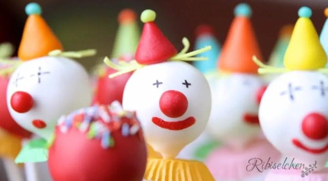 Clowns, Luftschlangen und Fieberthermometer…