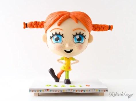 Pippi Langstrumpf-Torte