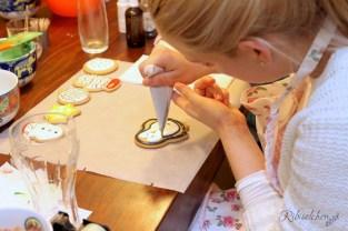 Royal Icing Kekse Kurs