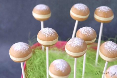 Krapfen Cake Pops 3