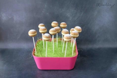 Krapfen Cake Pops 5