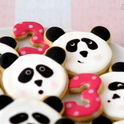 Panda Kekse