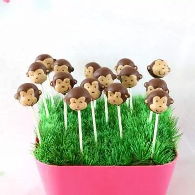 Affen - Cake Pops