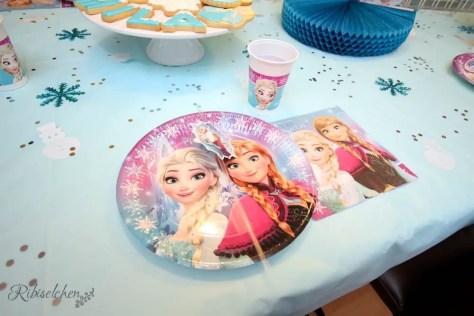 Eiskönigin Party