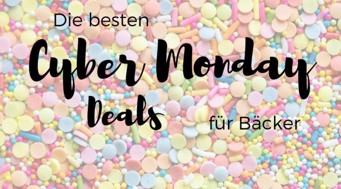Die besten Cyber Monday Deals für Hobbybäcker