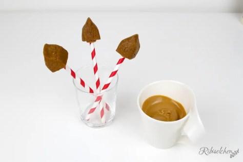 Lebkuchenhaus Cake Pops Anleitung