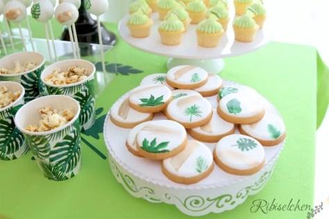Tropische Party Cookies