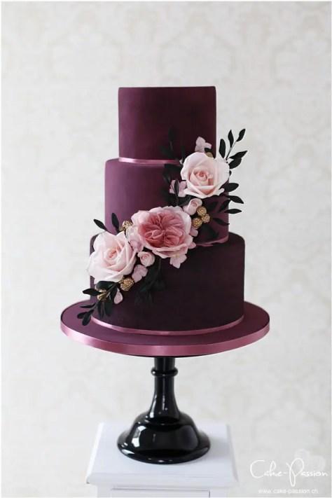 Hochzeitstortentrends 2019 - Cake-Passion