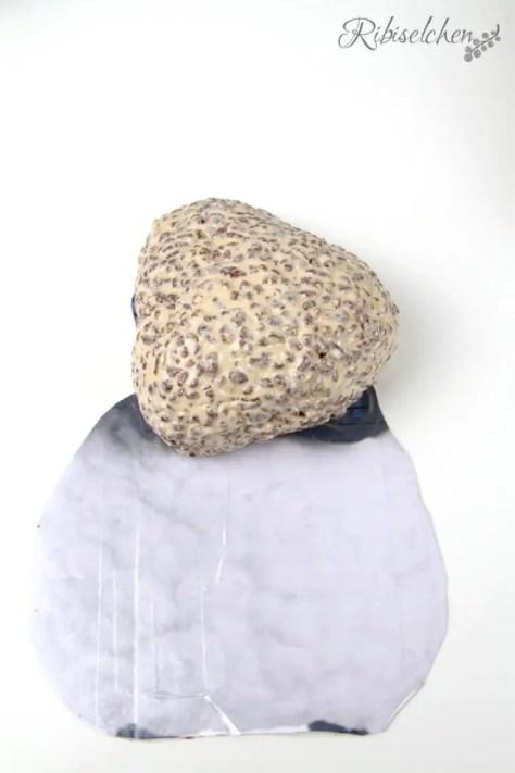 Rice Krispie Kopf