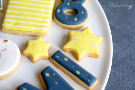 Pyjamaparty Cookies