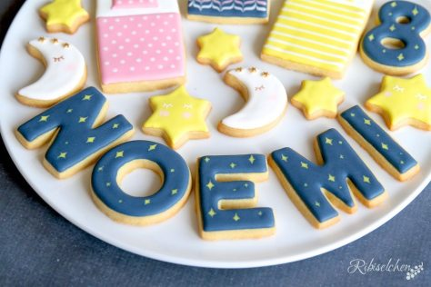 Pyjamaparty Cookies