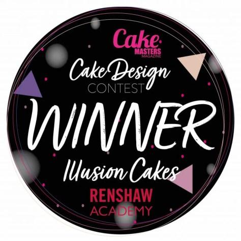 Cake Design Contest Winner