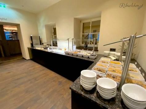 Buffetbereich im Hotel Lürzerhof