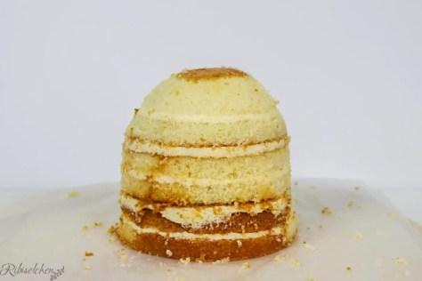 geschnitzter Kuchen